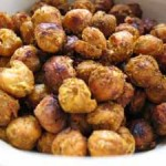 Roasted Chickpeas ( You MUST try them)