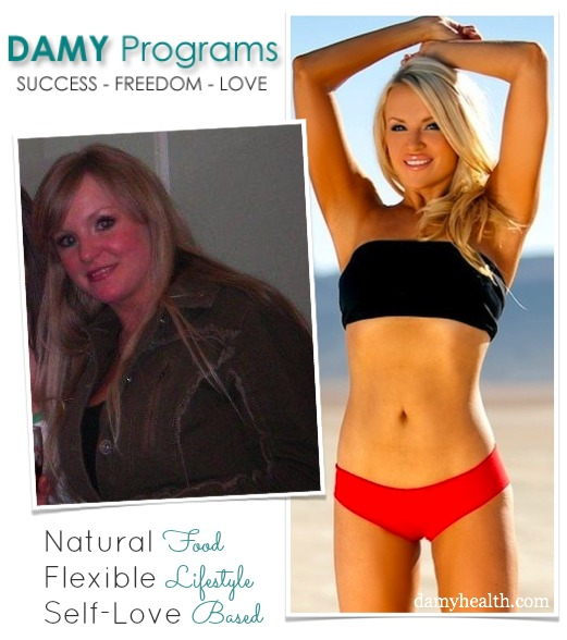 DAMY Natural Weight Loss Programs