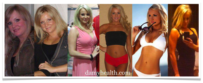Amy Layne Amazing Weight Loss