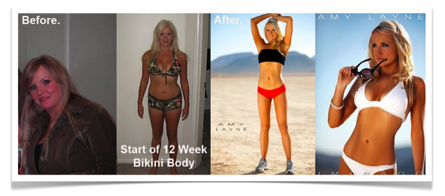 Amy Layne Bikini Body Natural Weight Loss Program