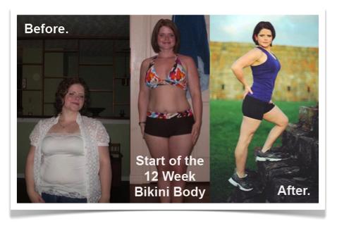 Bikini Body Program DAMY Health