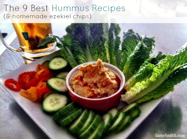best hummus recipes