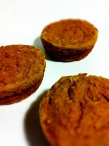 Amy Laynes Pumpkin Pie Protein Muffins