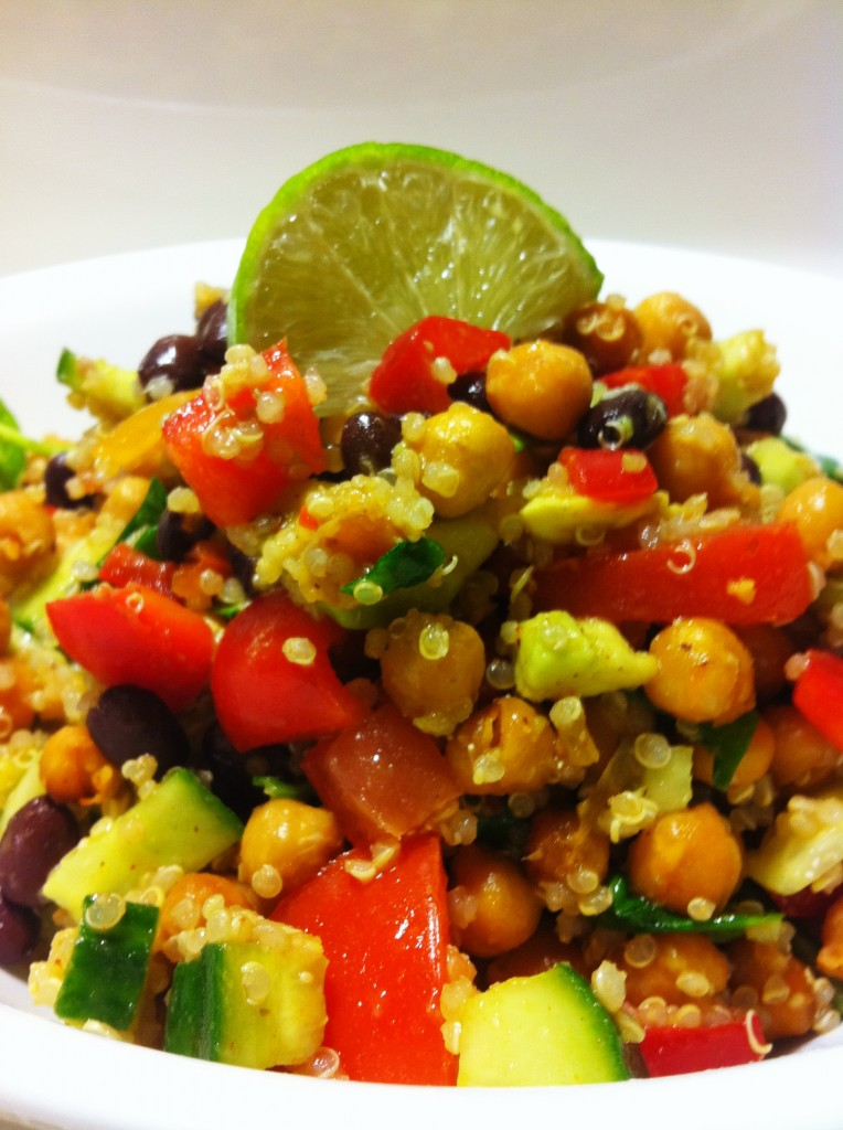 Clean Eating Mexi Salad