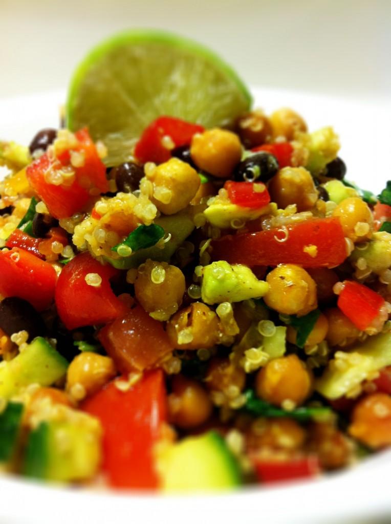 Vegan Mexi Salad