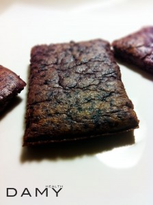 Amy Laynes Gluten Free Blueberry Protein Bars