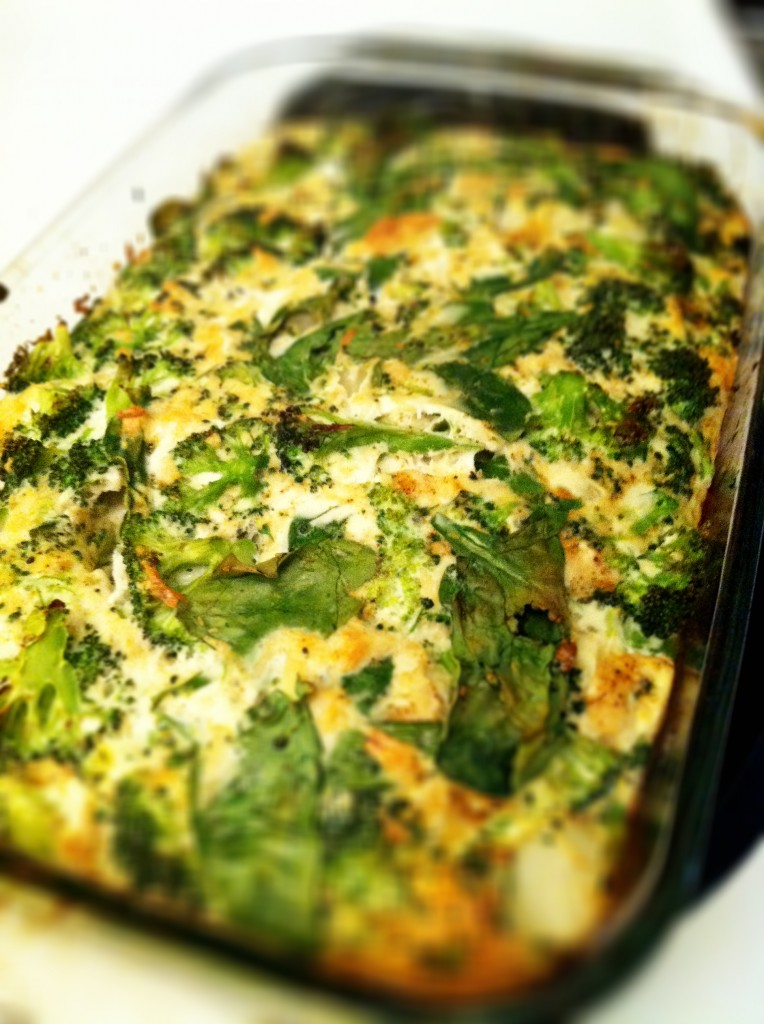 Amy Laynes Healthy Breakfast Frittata