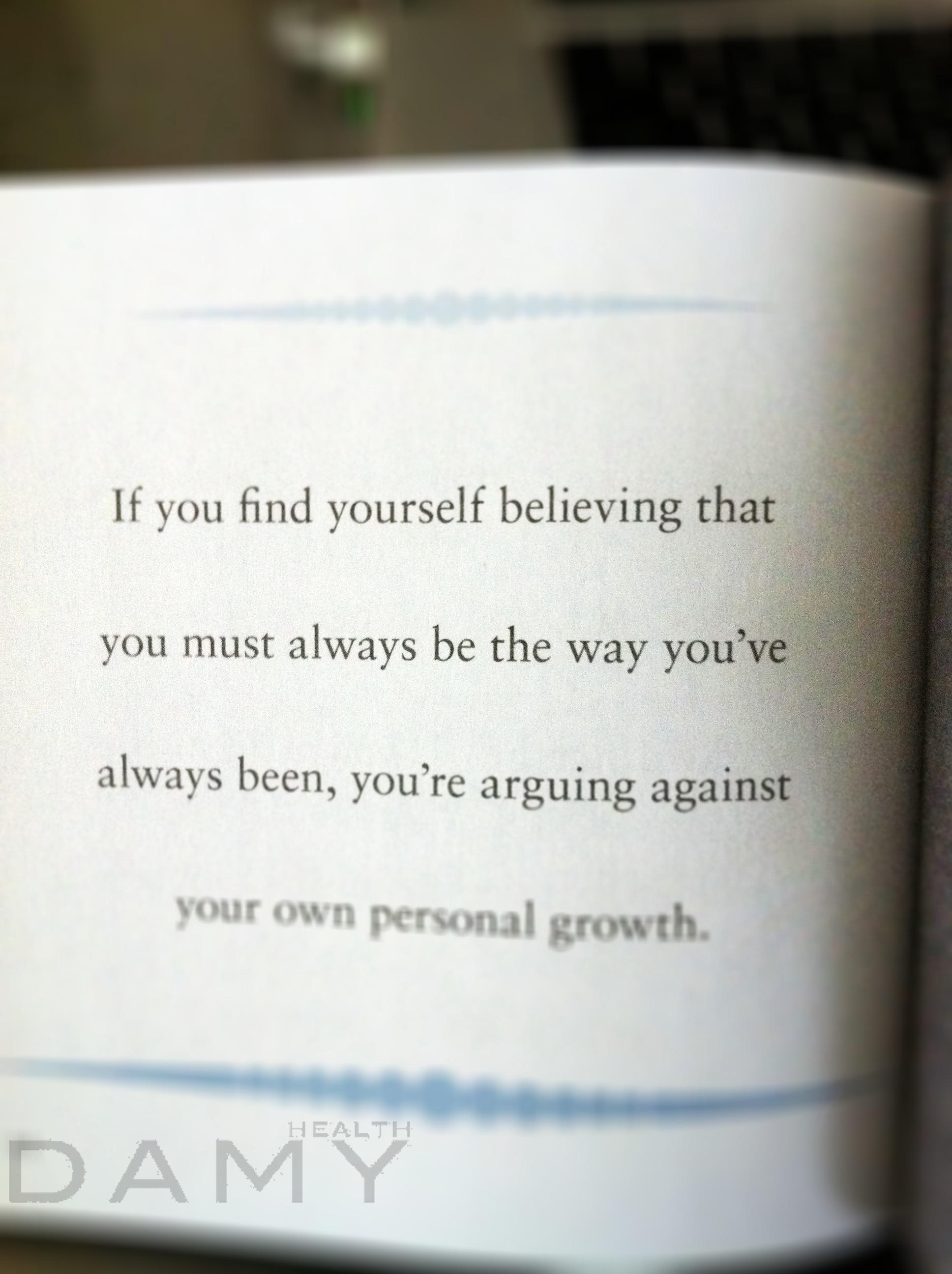 DAMY Quote