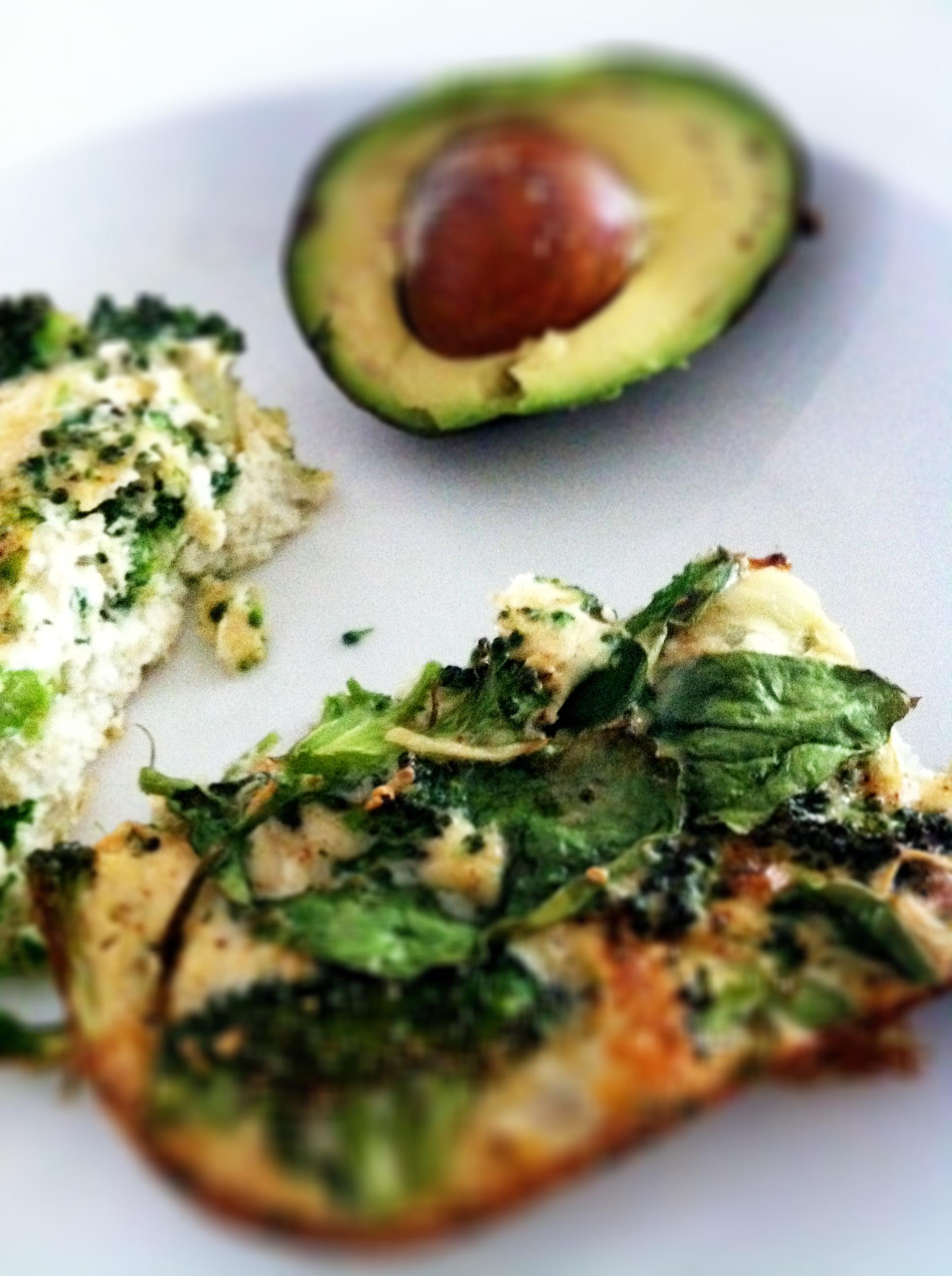 healthy breakfast frittata
