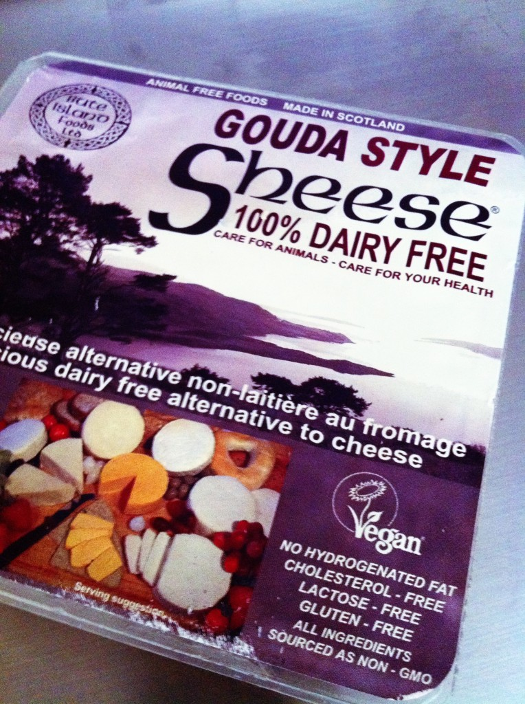 Vegan Gouda Cheese