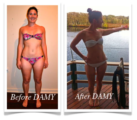 Ruth DAMY Success Story Before and After Photos