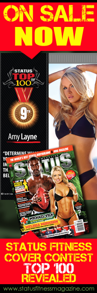Status Fitness Contest Amy Layne