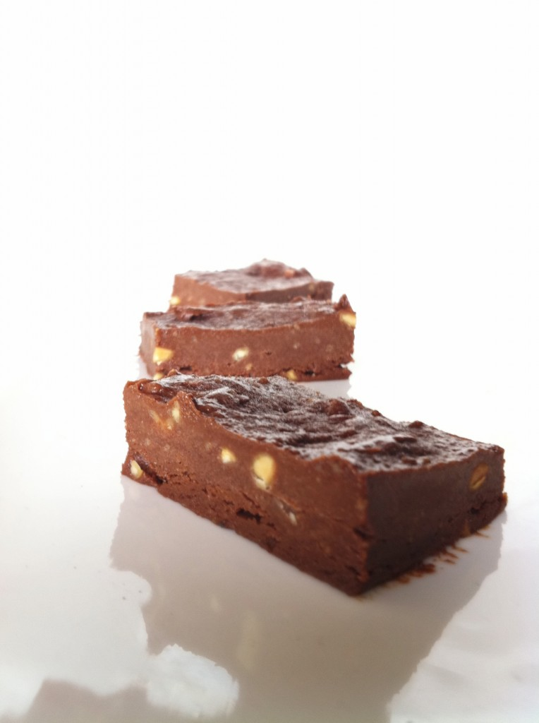 Healthy Chocolate Protein Fudge