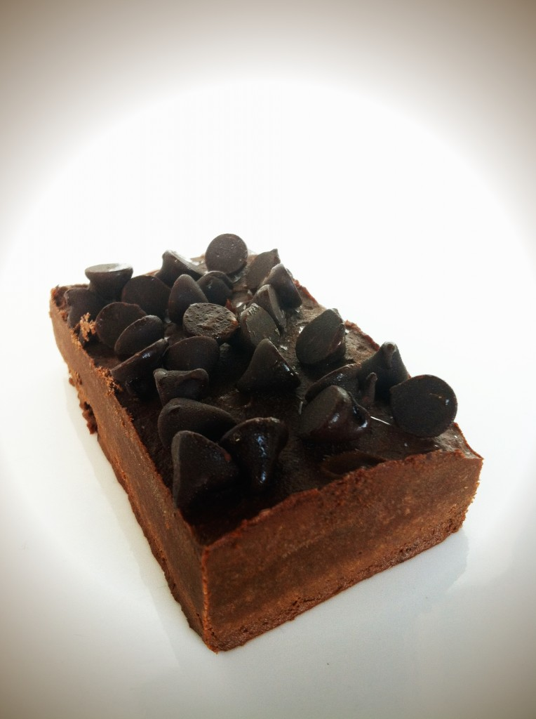 Chocolate Protein Fudge
