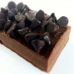 Clean Eating Chocolate Mint Fudge