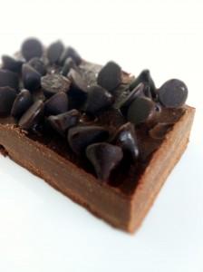Clean eating Chocolate fudge