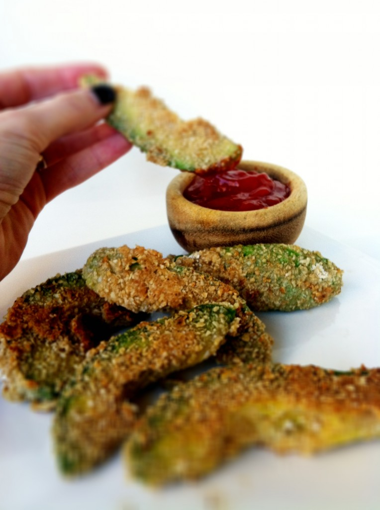 Healthy Avocado Fries Recipe