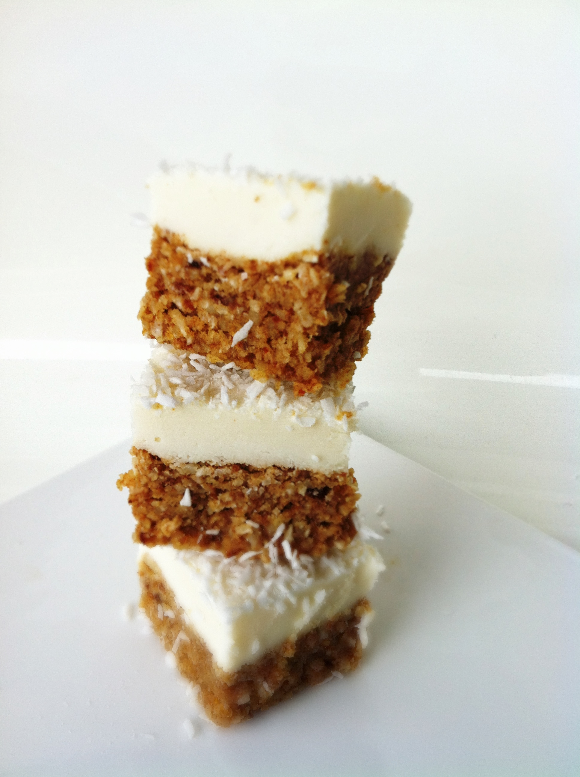 Healthy Lemon Coconut Cheesecake Bites No Bake