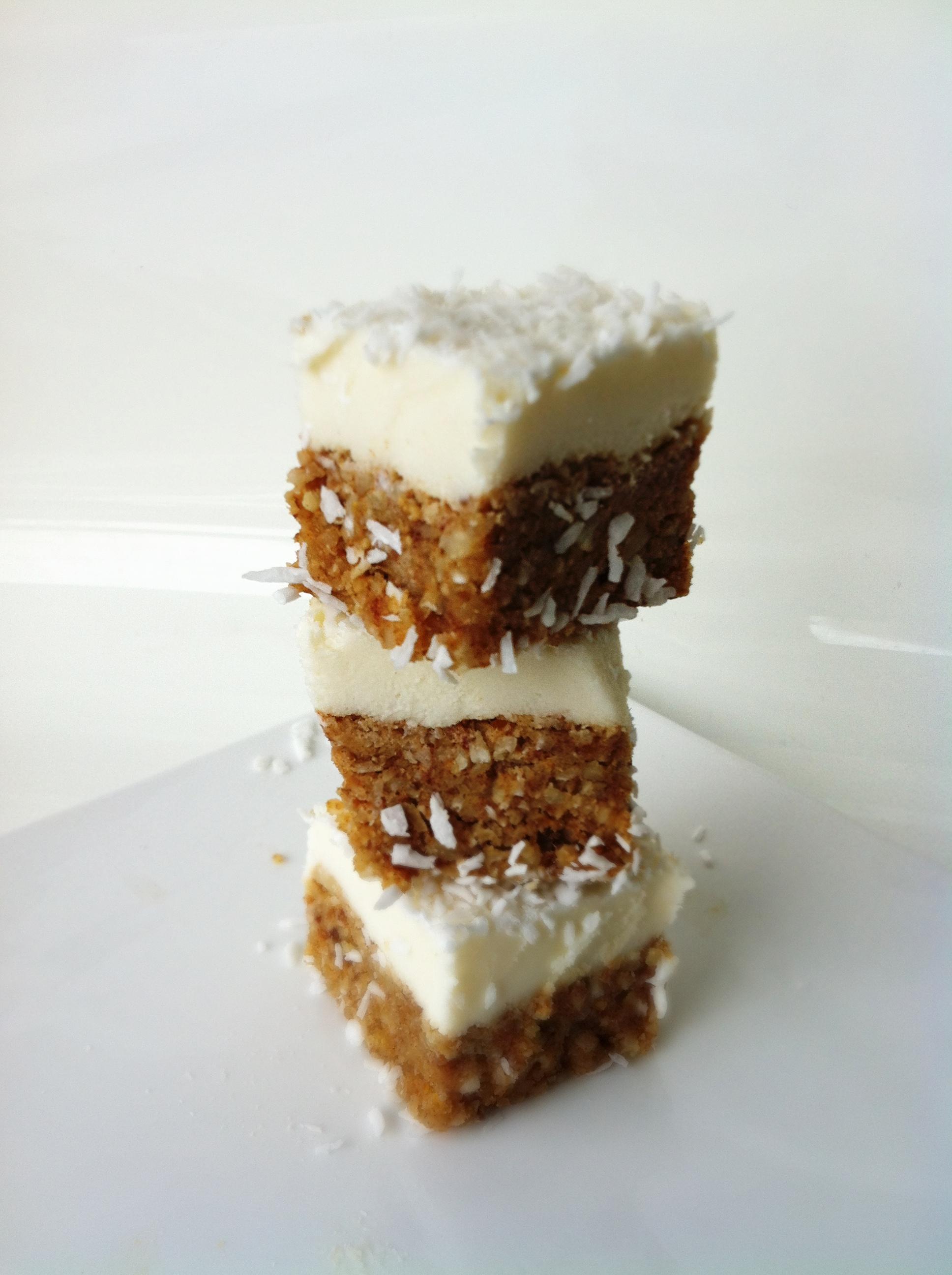 Healthy Lemon Coconut Cheesecake Bites No Bake
