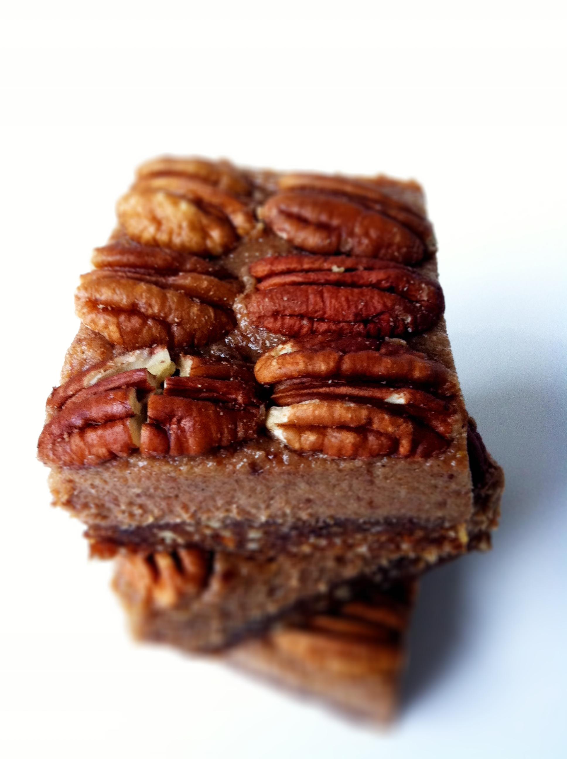 Healthy Pecan Pie Bites No Bake Vegan And Gluten Free