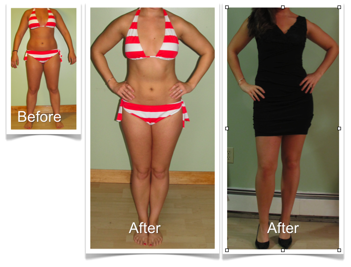 Nikki Before and After Bikini Body Program 2