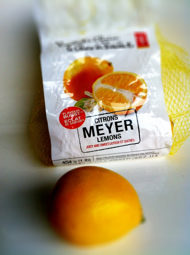 President's Choice Meyer Lemons