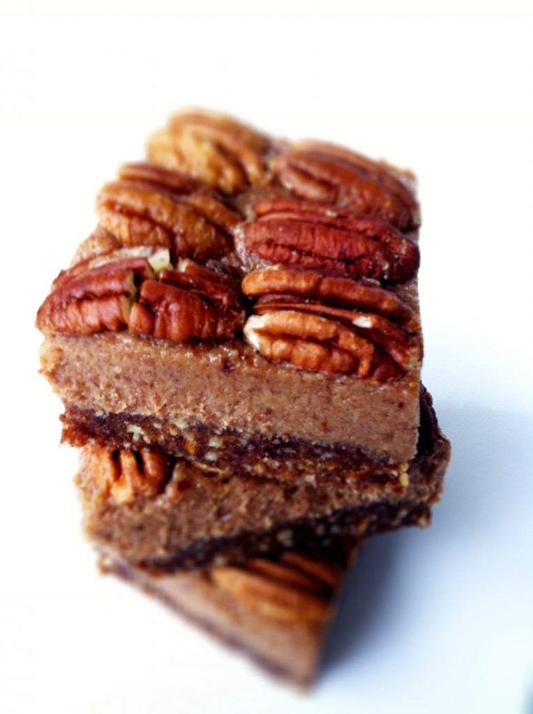 Raw Pecan Pie Recipe — Dishmaps
