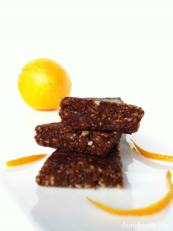 Chocolate Orange Larabars
