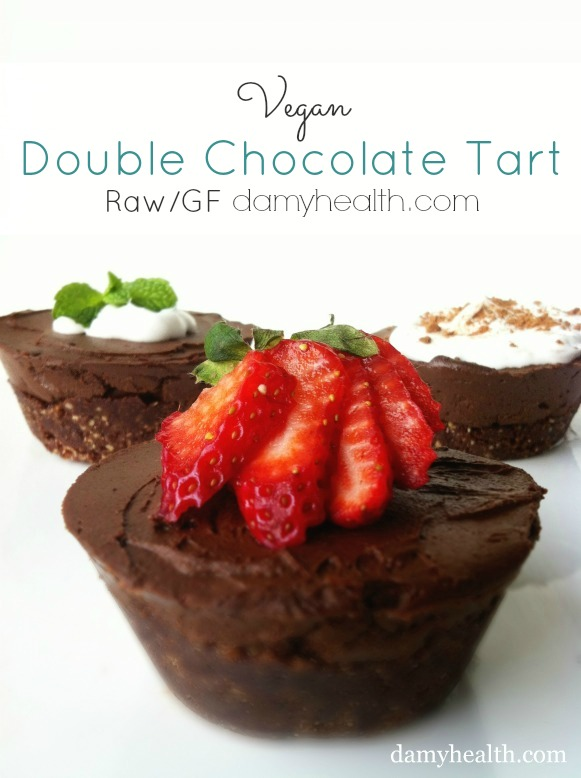 Chocolate Pudding tarts