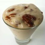 Clean Maple Pecan Ice Cream (Vegan)