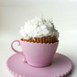 Almond Flour Cupcakes