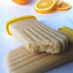 Skinny Orange Creamsicles (With Added Protein)