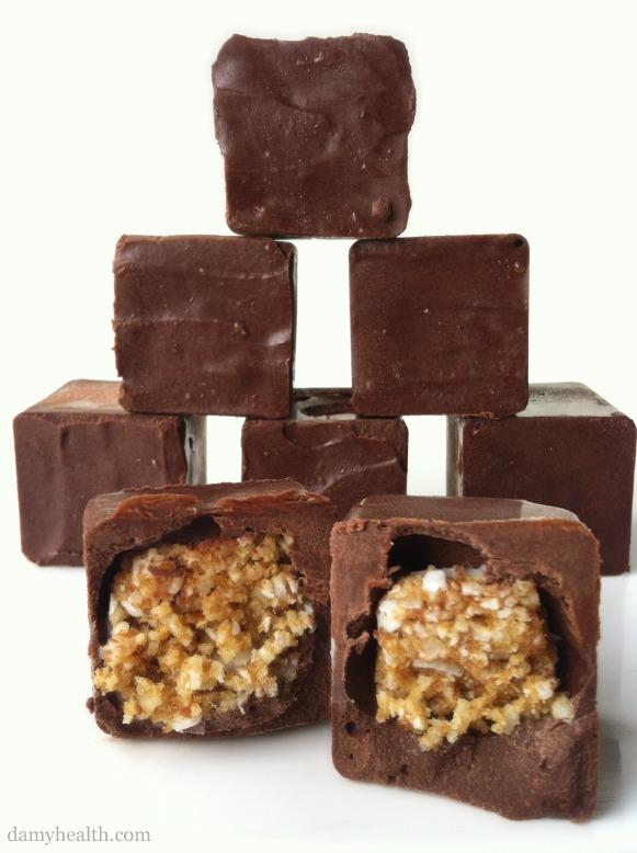 maca chocolates