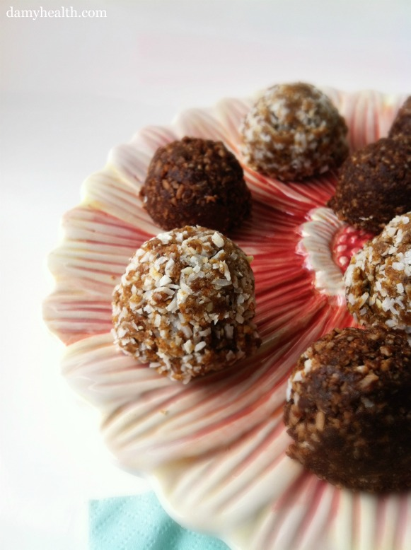 maca coconut macaroons