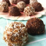 Maca Superfood Macaroons (Chocolate and Blonde)
