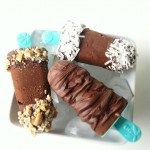 Brownie Batter on a Stick