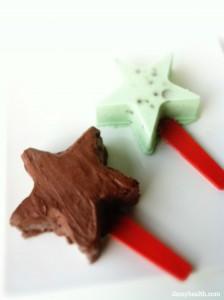 Klondike Bar Vegan Mint Chocolate Chip