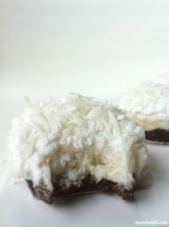 DAMY Members - 2 Coconut Cream Pies are a treat.
