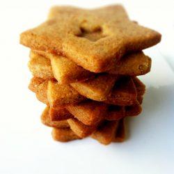 Vegan Gluten-Free Sugar Cookies
