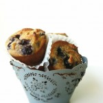 The Best Almond Flour Blueberry Muffins (Grain Free)