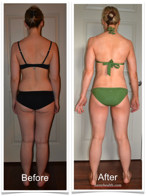 Kelsey Natural Weight Loss Before and Afters 2