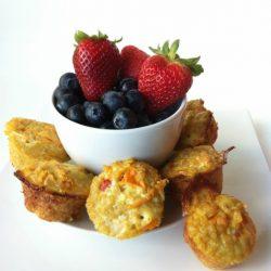Clean Quinoa Breakfast Cups