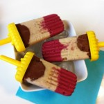 Banana Split on a Stick (Vegan)