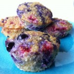 Quinoa Berry Bliss Bites