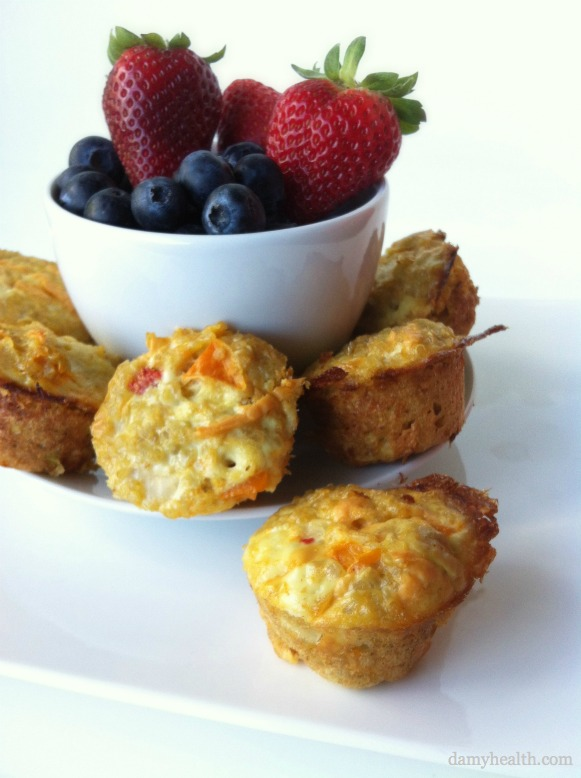 Quinoa Breakfast Cups