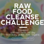 DAMY Raw Food Cleanse Challenge