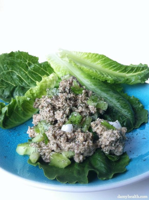 tuna salad wraps barbie s tuna salad mock tuna salad tuna fish salad ...