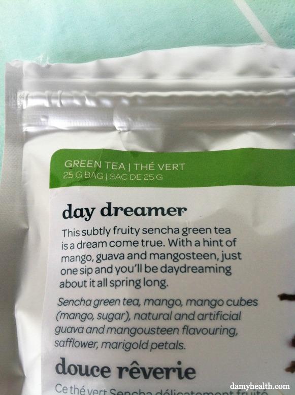 Day Dreamer Davids Tea