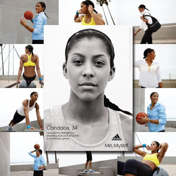 Heart Candy - Candace Parker