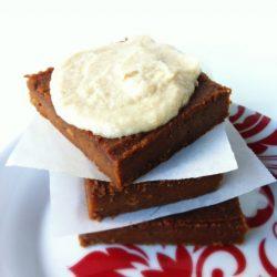 Gluten Free Dairy Free Ginger Bread Cake